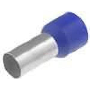 Trubičková koncovka izolovaná měď Izolace polypropylén 50mm2