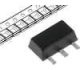 TL431BIPK Stabilizátor napětí nastavitelný 2,495-36V 0,1A SMD SOT89
