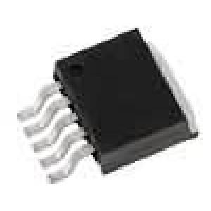 MIC29302WU Stabilizátor napětí LDO, nastavitelný 1,25-26V 3A SMD TO263-5