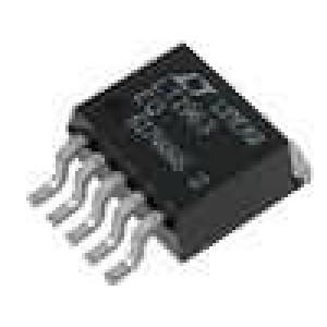 LT1963EQ Stabilizátor napětí LDO, nastavitelný 1,21-20V 1,5A SMD TO263