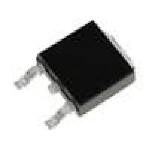 KA79M12RTF Stabilizátor napětí LDO, nenastavitelný -12V 0,5A SMD DPAK