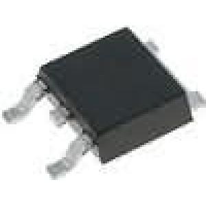 LM1117DT-5.0/NO Stabilizátor napětí LDO, nenastavitelný 5V 0,8A SMD TO252