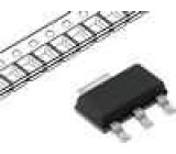 LM1117MP-3.3/NO Stabilizátor napětí LDO, nenastavitelný 3,3V 0,8A SMD SOT223