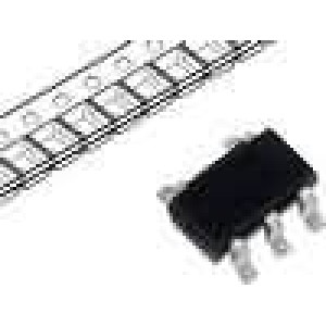 LP2980IM5-3.0 Stabilizátor napětí LDO, nenastavitelný 3V 0,15A SMD SOT23-5