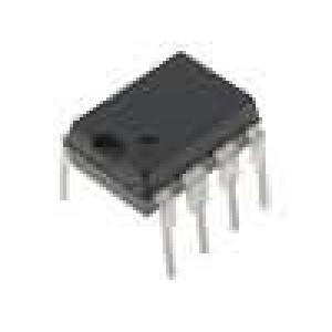MAX667CPA+ Stabilizátor napětí LDO, nenastavitelný 5V 0,25A THT DIP8