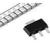 MCP1826S-5002ED Stabilizátor napětí nenastavitelný 6V 5V 1A SMD SOT223-3