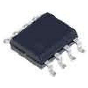 TC1107-3.3VOA Stabilizátor napětí LDO, nenastavitelný 3,3V 0,3A SO8