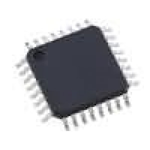 ATMEGA8A-AU Mikrokontrolér AVR Flash:8kx8bit EEPROM:512B SRAM:1024B