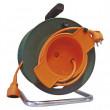 PVC prodlužovací kabel na bubnu - 1 zásuvka 25m SCHUKO