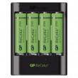 GP USB nabíječka baterií U421 + 4x AA GP ReCyko+
