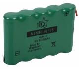 Battery pack NiMH 6.0 V 600 mAh