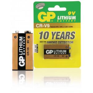 Lithium LR22 battery 9 V 1-blister