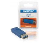 Adaptér USB 3.0, zásuvka USB A – zástrčka USB micro B
