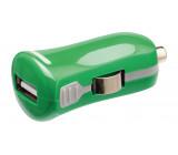 USB nabíječka, USB A zásuvka – 12 V konektor do automobilu,