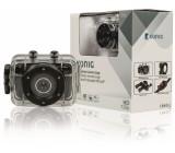 Akční HD kamera 720p, vodotěsná