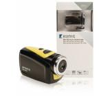 Akční HD kamera 720p 5 MP s vodotěsným pouzdrem