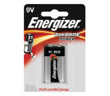Alkalická baterie 9V/6LR61 1-blistr