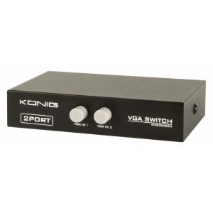 2-portový přepínač VGA