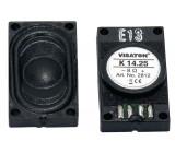 "Malý reproduktor 1.4 x 2.5 cm (0.5"" x 1"") 8 Ω 1.5 W"