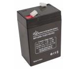 Olověný kyselinový akumulátor 6 V, 4,5 Ah