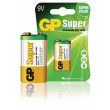 Battery alkaline 9 V Super 1-blister