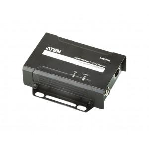HDMI Repeater HDMI Input - RJ45 Female Black