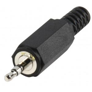 2.5mm jack plug stereo