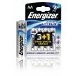 Lithiová Baterie AA 1.5 V Ultimate 4-Propagační Blistr