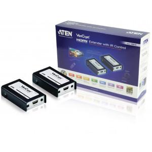 HDMI Extender Černá