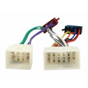 ISO kabel pro PEUGEOT, CITROEN