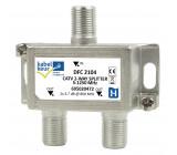 CATV Rozbočovač 3.5 dB / 5 - 1250 MHz - 2 Výstupy