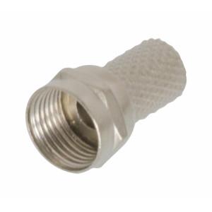 Konektor f zástrčka # 5mm - profi
