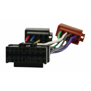 Iso konektor pro autorádio JVC