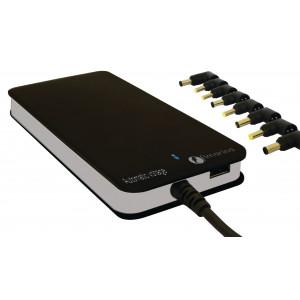 Adaptér k Notebooku 12 / 20 / 24 VDC 90 W