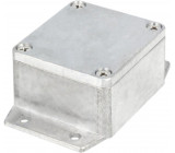 Hliníková krabička  64 x 58 x 35 mm Slitina Hliníku IP 65