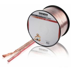 Kabel repro 2x1.5mm ofc, 100m - könig