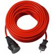 Prodlužovací Napájecí Kabel 10 m 3 x 1.5 mm² IP44 Červená