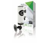 HD IP kamera 1280x720 Panorama Bílá/Černá