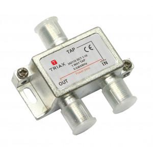 CATV Rozbočovač 2.7 dB / 5-2400 MHz - 1