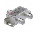 CATV Rozbočovač 2.3 dB / 5-2400 MHz - 1