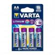 Lithiová Baterie AA-Blistr