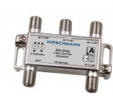 CATV Rozbočovač 8.3 dB / 5-1218 MHz - 4 Výstupy