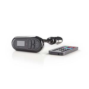 FM Vysílač do Auta   Bluetooth®   Slot na Karty microSD   Volání Handsfree