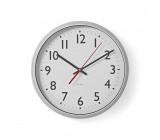 Nástěnné hodiny | 30 cm | Bílá barva