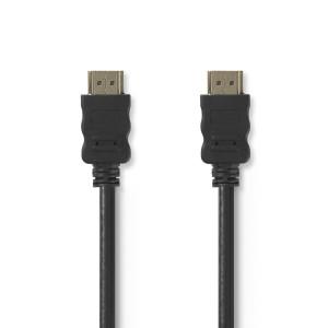 Kabel High Speed HDMI™ s Ethernetem | Konektor HDMI™ – konektor HDMI™ | 1,5 m | Černá barva