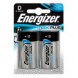 Alkalická Baterie D 1.5 V 2-Blistr