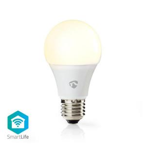 WiFi Chytrá LED Žárovka | Teplá Bílá | E27