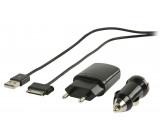 USB 2.0 A - Samsung Tab 30-pin datový kabel