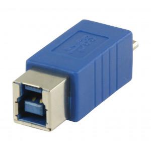 Adaptér USB 3.0, zásuvka USB B – zástrčka USB micro B