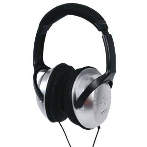 Hifi sluchátka se 6 m kabelem a ovládáním hlasitosti